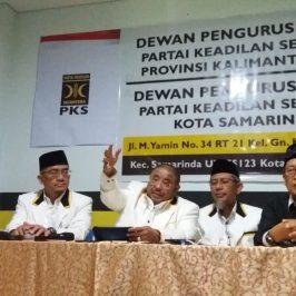 PKS Adakan Rakorwil, Abu Bakar: Harap Menang 75 Persen di Pilkada Kaltim