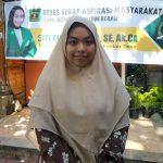Silaturahmi dan Serap Aspirasi Masyarakat, Siti Rizky Amalia Adakan Reses di Bontang