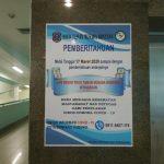 Mulai 17 Maret, RSUD Taman Husada Batasi Kunjungan Pasien