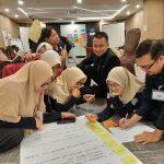 40 Perawat RSUD Taman Husada Belajar Pelatihan Komunikasi Efektif